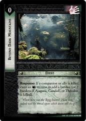 Beyond Dark Mountains - Foil