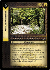 Ithilien Wilderness - Foil