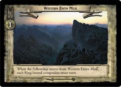 Western Emyn Muil - Foil