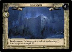 Helm's Gate - Foil