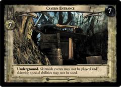 Cavern Entrance - Foil