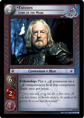 Theoden, Lord of the Mark - Foil