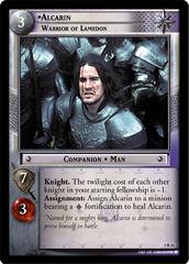 Alcarin, Warrior of Lamedon - Foil