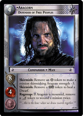 Aragorn, Defender of Free Peoples - 6R50 - Foil