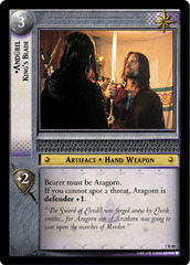 Anduril, King's Blade - 7R80 - Foil