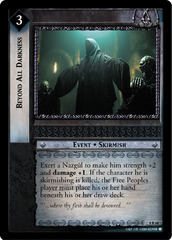 Beyond All Darkness - 8R68 - Foil