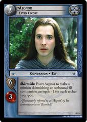 Aegnor, Elven Escort - 10U4 - Foil