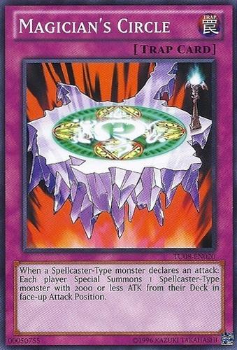 Magician's Circle - TU08-EN020 - Common - Unlimited Edition