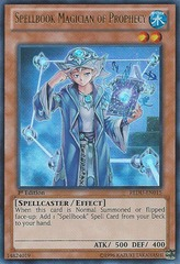 Spellbook Magician of Prophecy - REDU-EN015 - Ultra Rare - 1st Edition