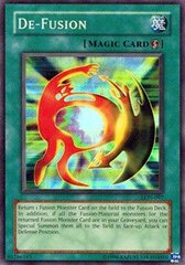De-Fusion - LON-097 - Super Rare - 1st Edition on Channel Fireball