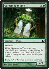 Gatecreeper Vine - Foil