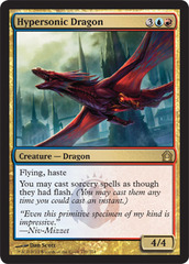 Hypersonic Dragon - Foil