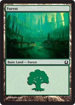 Forest (270) - Foil