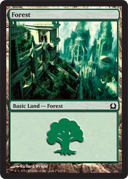 Forest (274) - Foil