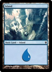 Island (40) on Channel Fireball