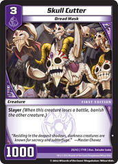 Skull Cutter on Channel Fireball