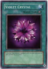 Violet Crystal - LOB-042 - Common - 1st Edition