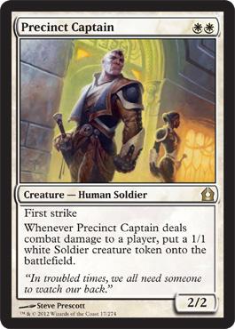 Precinct Captain