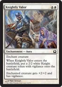 Knightly Valor