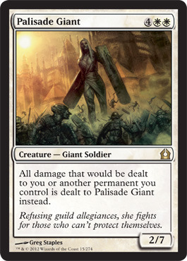 Palisade Giant - Foil