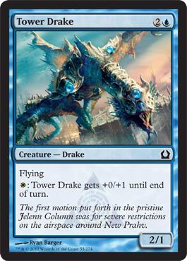 Tower Drake - Foil