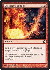 Explosive Impact - Foil
