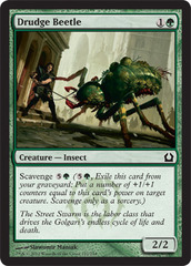 Drudge Beetle - Foil