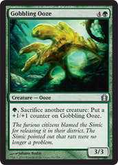 Gobbling Ooze - Foil