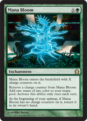 Mana Bloom - Foil