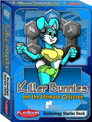 Killer Bunnies and the Ultimate Odyssey: Technology Starter Deck
