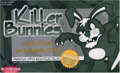 Killer Bunnies and the Quest for the Magic Carrot Ominous ONYX Booster
