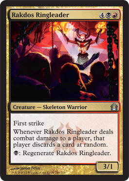 Rakdos Ringleader