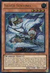 Silver Sentinel - REDU-EN033 - Ultimate Rare - Unlimited Edition