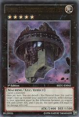 Number 33: Chronomaly Machu Mech - REDU-EN043 - Ultra Rare - Unlimited Edition