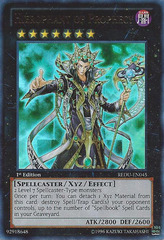 Hierophant of Prophecy - REDU-EN045 - Ultra Rare - Unlimited Edition