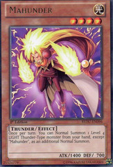 Mahunder - REDU-EN096 - Rare - Unlimited Edition