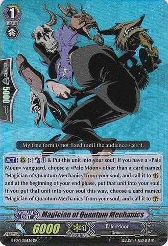 Magician of Quantum Mechanics - BT07/016EN - RR