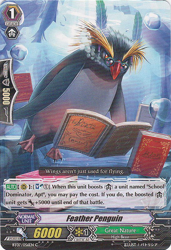 Feather Penguin - BT07/056EN - C