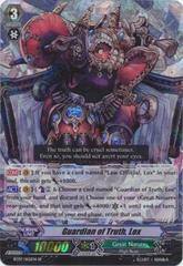 Guardian of Truth, Lox - BT07/S02EN - SP
