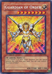 Guardian of Order - LODT-EN000 - Secret Rare - 1st Edition
