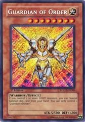 Guardian of Order - LODT-EN000 - Secret Rare - 1st Edition