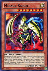 Mirage Knight - LCYW-EN024 - Common - 1st Edition