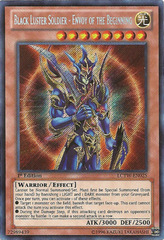 Black Luster Soldier - Envoy of the Beginning - LCYW-EN025 - Secret Rare - 1st Edition