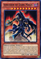Sorcerer of Dark Magic - LCYW-EN029 - Common - 1st Edition