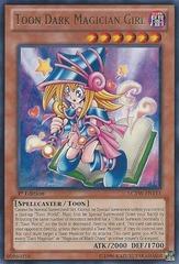 Toon Dark Magician Girl - LCYW-EN111 - Rare - 1st Edition