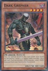 Dark Grepher - LCYW-EN208 - Common - 1st Edition