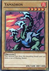 Yamadron - LCYW-EN225 - Super Rare - 1st Edition