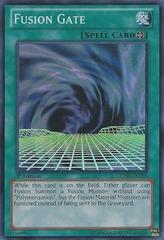 Fusion Gate - LCYW-EN268 - Super Rare - 1st Edition