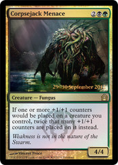 Corpsejack Menace (Return to Ravnica Prerelease)