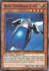 Blue Thunder T-45 - BP01-EN198 - Starfoil Rare - Unlimited Edition